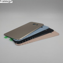 Vannego Battery Cover For Samsung Galaxy A5 2017 A520 Back cover hosing Door Case Replacement Parts Battery Cover Case