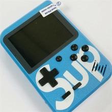 Retro Mini Handheld Game Player Embutido 169 Clássico Inglês Jogos de Consola de Jogos Retro