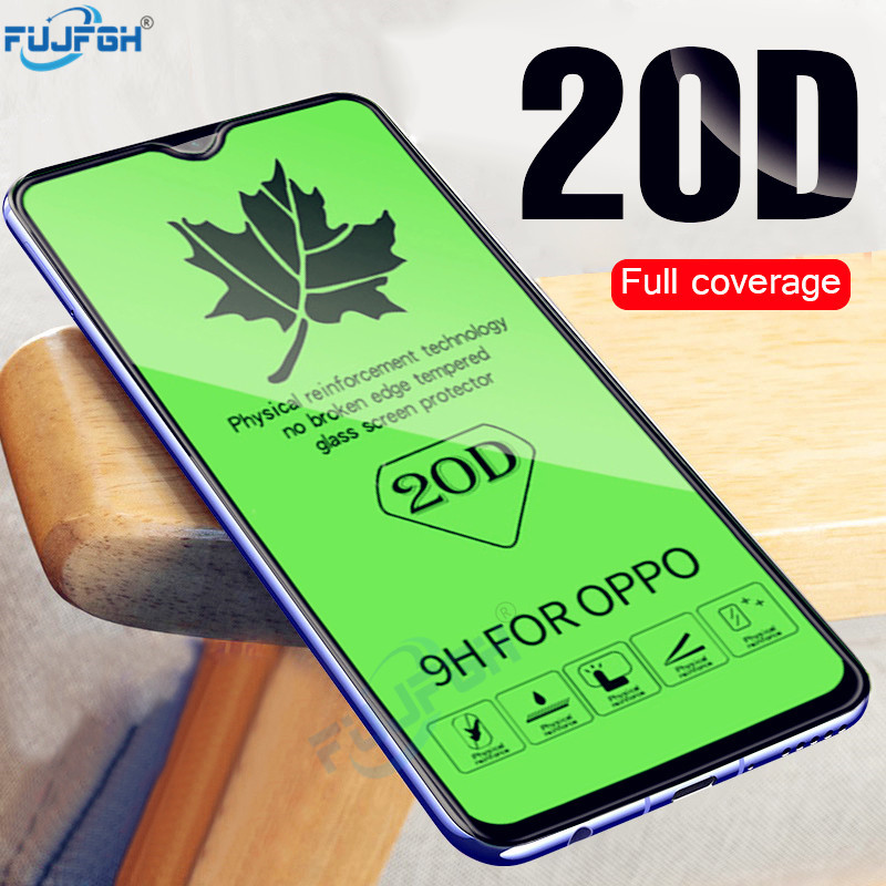 20D Tempered Glass For <font><b>OPPO</b></font> F5 F7 F9 A73 V15 Screen Protector Full Cover on the For <font><b>OPPO</b></font> R17 <font><b>F11</b></font> <font><b>Pro</b></font> R15 R13 R17 ONE Cover Film image
