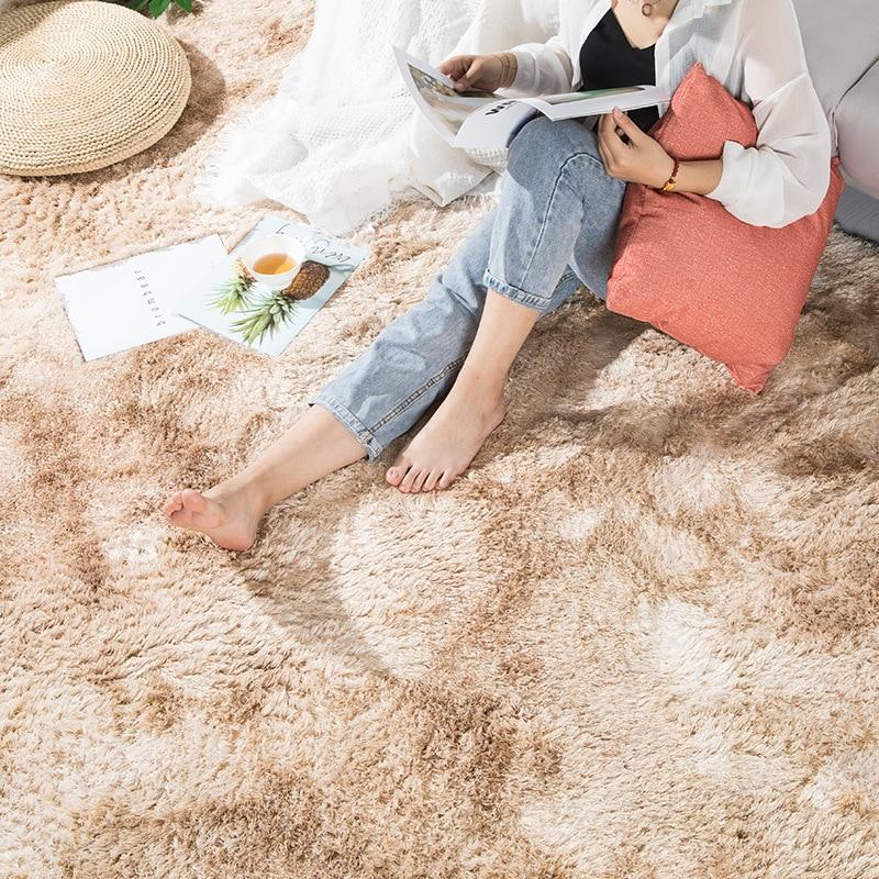 Carpets For Living Room Soft Fluffy Rug