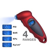 1 PC 150PSI LCD Digital Tire Tyre Air Pressure Gauge Tester For Car Auto Motorcycle Messurement