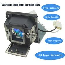 5J. J0A05.001 Lampe De Projecteur De Rechange avec Logement pour BENQ MP515/MP525/MP515S/MP525ST