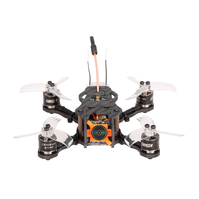 US $200 79 27% OFF|Hummingbird 5 8G 200mW Brushless FPV Drone 110mm Mini  Micro Racing Drone BNF with FrSky Receiver RC Quadcopter Helicopter-in RC