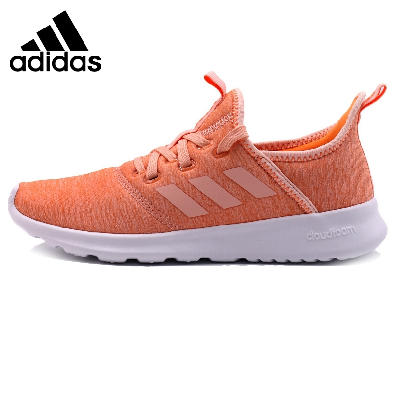 Adidas Original New Arrival 2018 Neo Label Cloudfoam Pure Women's Running Shoes Sneakers DB0694 DB0695 DB0706