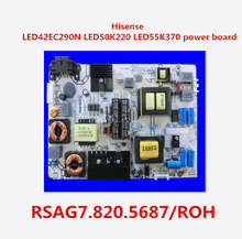 For Hisense LED42EC290N LED50K220 LED55K370 power board RSAG7.820.5687/ROH
