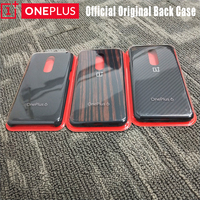 100 Original Oneplus 6 Case Official Sandstone Karbon Nylon Wood Oneplus 6 Back Cover One Plus