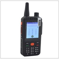 4G SIM Card walkie talkie GSM WCDMA Network two way radio Android SOS Zello account Smartphone walkie talkie