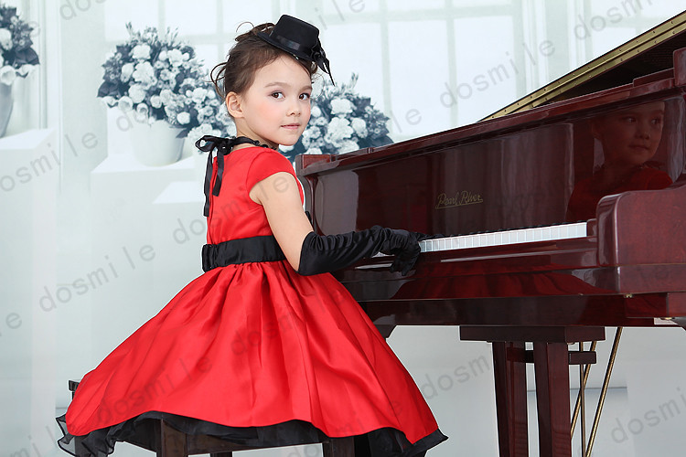 New arrival Beautiful Princess Piano performance dress Formal dress ...