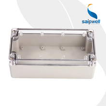 80*160*55mm High Waterproof Performance IP66 ABS Plastic Electronic Switch Box  (DS-AT-0816-S)