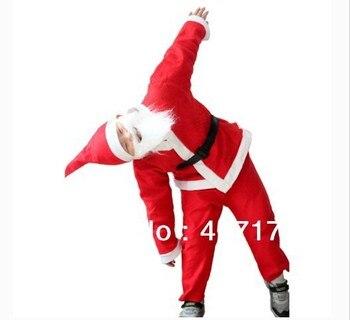 5 Pzaslote Traje De Navidad Para Niñosvestido De Santa