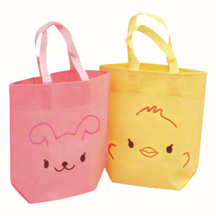 Aliexpress.com : Buy Recycled non woven shopping bags/kids cute ...