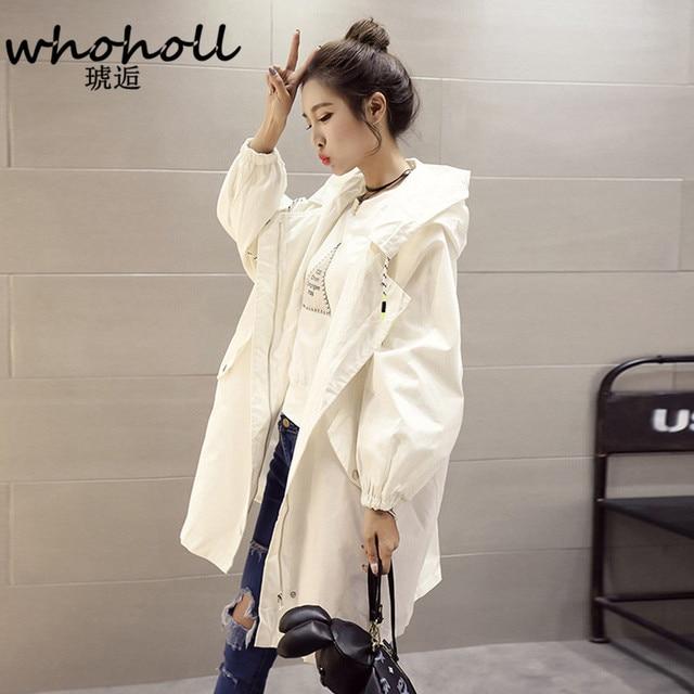 Manteau de pluie long femme