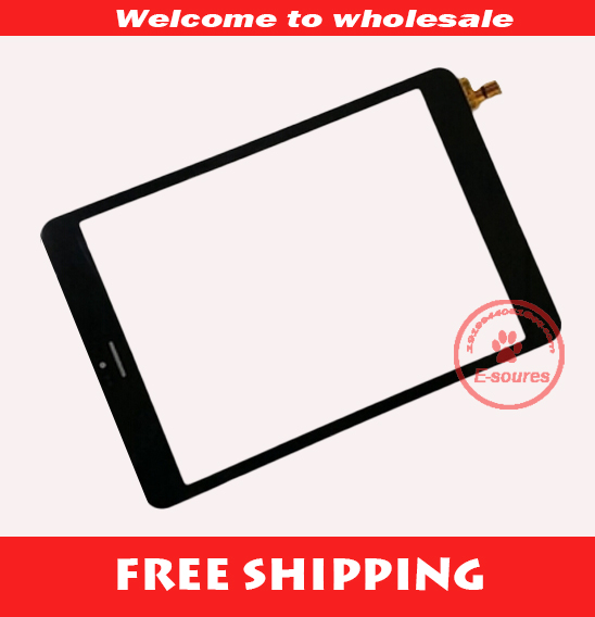 Original 7.85 Texet X-pad AIR 8 3G TM-7863 Tablet touch panel digitizer touch screen glass Front panel Free Shipping texet tm 1049 x pad quad 10 3g black