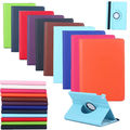 360 Rotating Leather Smart Cover Hard Back Case Protector For Apple iPad Pro 9.7 tablet Stand Case  For iPad Pro Case 9.7'' #