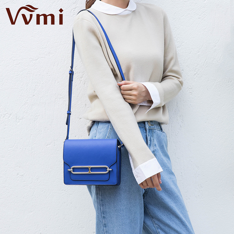 Vvmi bolsos split leather feminina mini flap bags women shoulder bag crossbody messenger bag 2017 fashion all match retro split leather women bag top grade small shoulder bags multilayer mini chain women messenger bags