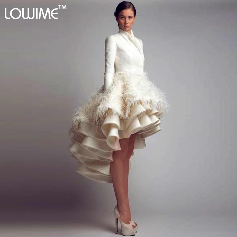 Evening dress asymmetrical prom