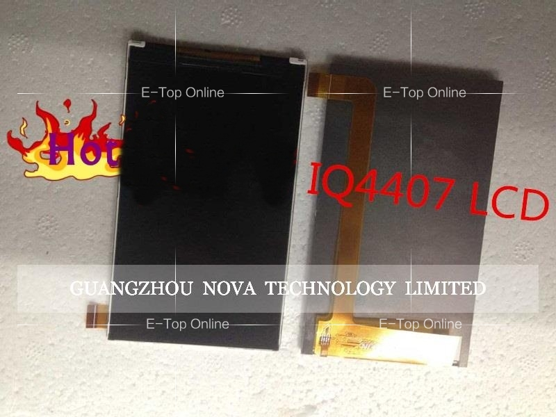 ФОТО For FLY IQ4407 LCD Display Screen ( Not Touch screen Digitizer Sensor ) +  ; free tracking