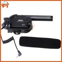 BOYA BY VM190 BY-VM190 Video Condenser Shotgun Microphone for 5D II 6D DSLR Camera Camcorder