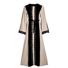 Available Islamic Style Arabic Beautiful Excellent Popular  Women Abaya Personality