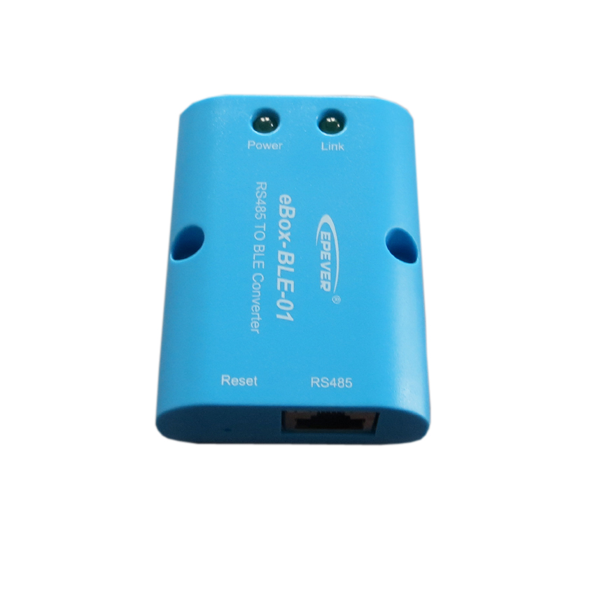 Función bluetooth caja teléfono APP Tracer2215BN 20A 20amp MPPT paneles solares MT50 y cable USB 12 V/24 V tipo de auto - 4