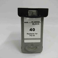 Pg 40 Ink Cartridge For Canon PG40 For Canon Pixma IP2500 IP2600 IP1800 IP1900 MP190 MP150
