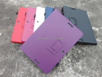High Quality Ultra Slim Litchi Grain Folio Stand Leather Skin Protector Case for ASUS MeMO Pad Smart 10 ME301T 10.1