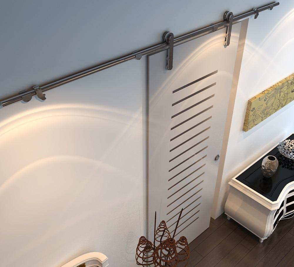 Kin made gd11 elegent glass sliding door full set hardware for Full glass sliding doors
