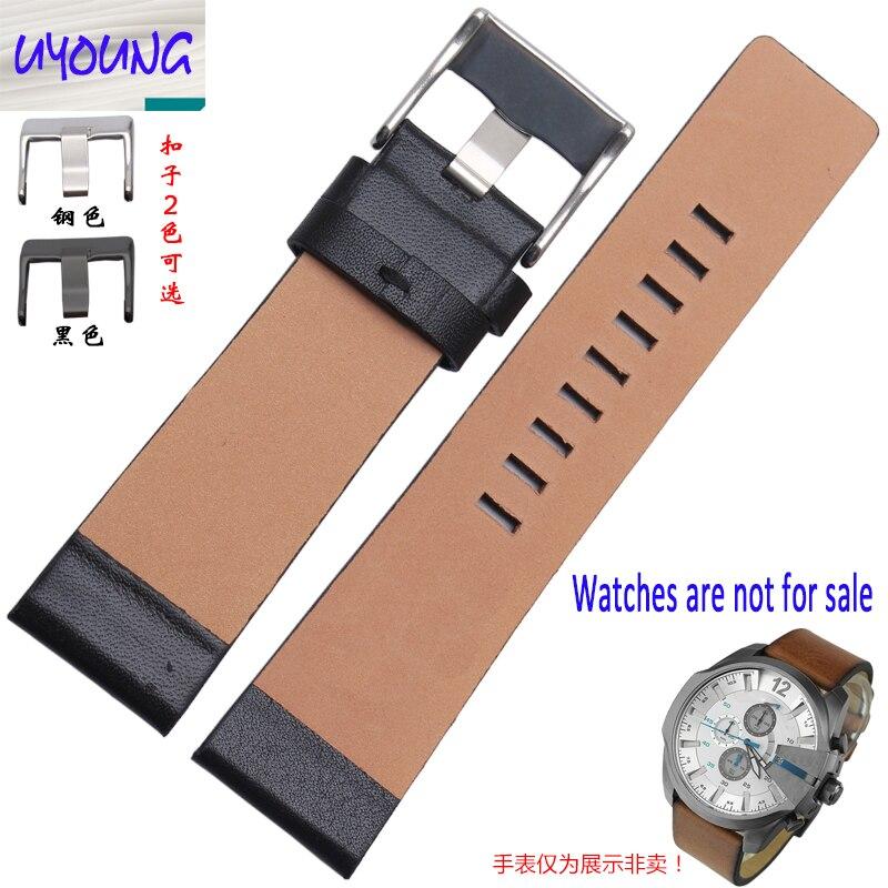 2232bb6c66f Pulseiras de Relógio youyang plain pulseira de couro Tipo de Ítem    Watchbands