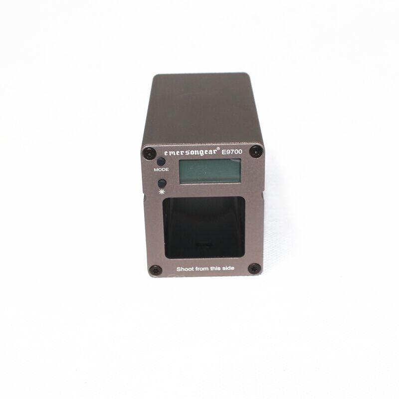 EMERSON E9700 testeur de vitesse chronographe de tir avec Pixel tactique Airsoft haute qualité et précision noir