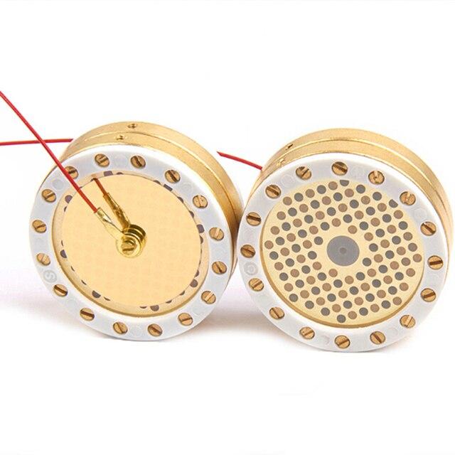Top Quality 34 mm Diameter Microphone Large Diaphragm Cartridge Core Capsule For Studio Recording Condenser Mic