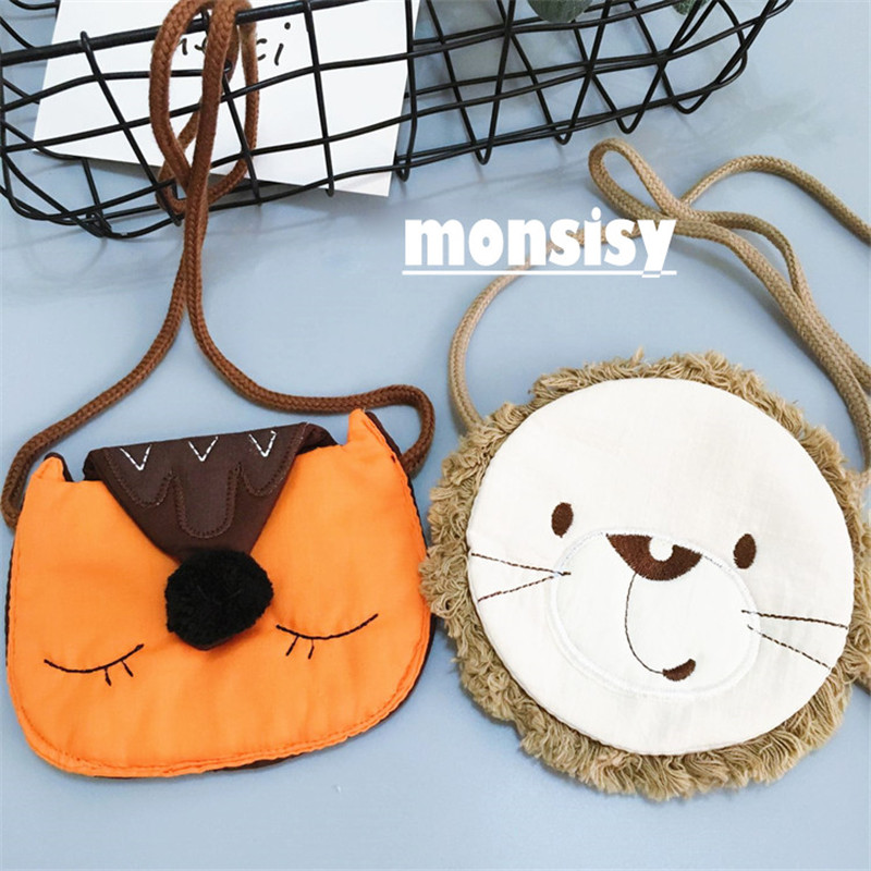 Luggage & Bags Kids & Baby's Bags Children Shoulder Bag For Girl Handbag Cartoon Moon Baby Coin Purse Kid Wallet Messenger Bag
