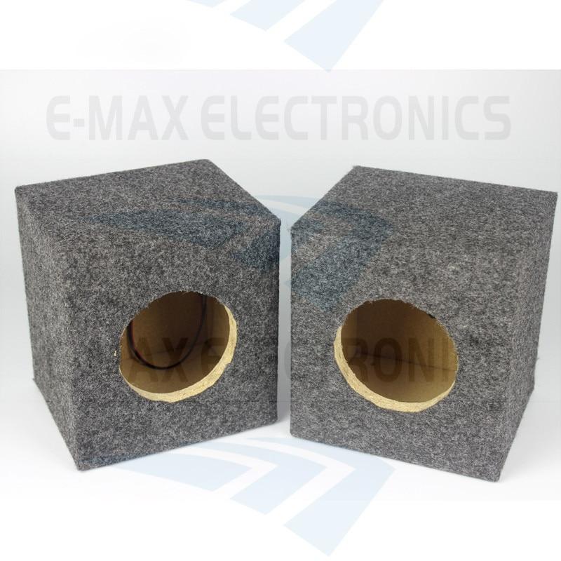 Roadmax 4 39 39 4 inch car speaker cabinet box enclosure 4 inch for 4 box auto