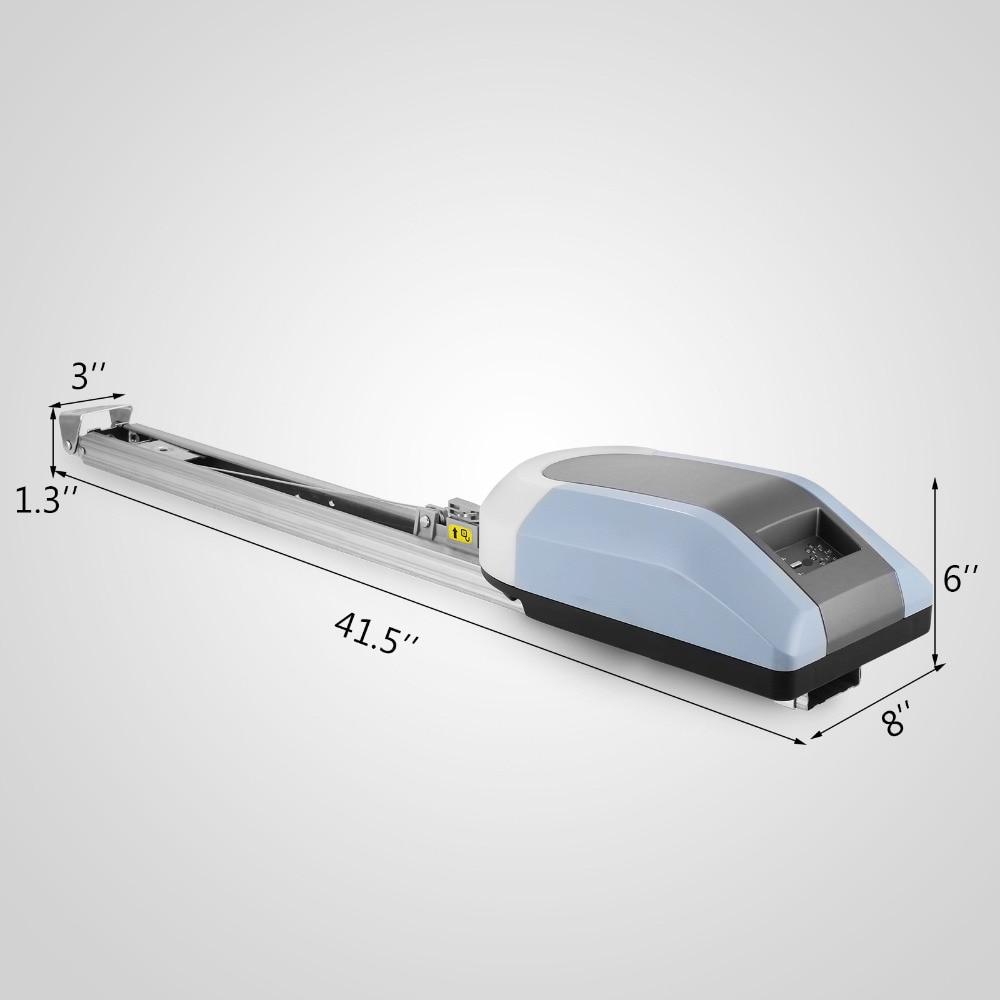 Auto Garage Door Opener 800N Operator AC 220V 154W Max