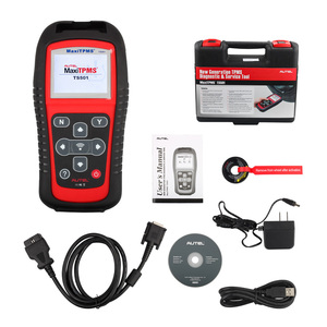 Image 5 - Autel MaxiTPMS TS501 TPMS Car Diagnostic Tool Activate TPMS sensors/ Read sensor data/TPMS Sensor Programming/ Check Key FOB/OBD