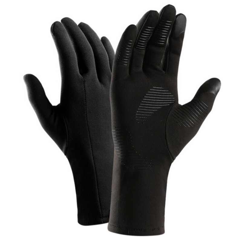 Warm Winter Cycling Gloves Thermal Touch Screen Full Finger Riding Gloves Windproof Warm Gloves Dropshipping