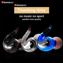 Beevo EM390 Écouteurs D'origine Marque Super Bass In-Ear Écouteurs Écouteurs avec Micro 3.5mm Hifi Aller Pro Musique fone de ouvido