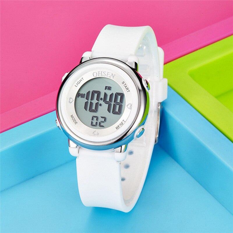 Sports Watches Women Waterproof Relogio Feminino Digital Wrist Watch Female Clock LED Electronic Watches For Women relojes mujer все цены