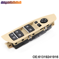 For BMW 740 730 F01/F02 Front left Power Window Control Switch OEM 61319241916