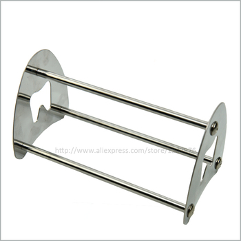 Stainless steel pliers rack rack universal orthodontic pliers for different types of dental materials, dental rack bag mail