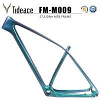 2019 Tideace UD 29er carbon frame Chinese MTB carbon frame 29er 27.5 carbon mountain bike frame 650B disc carbon fiber frame 29