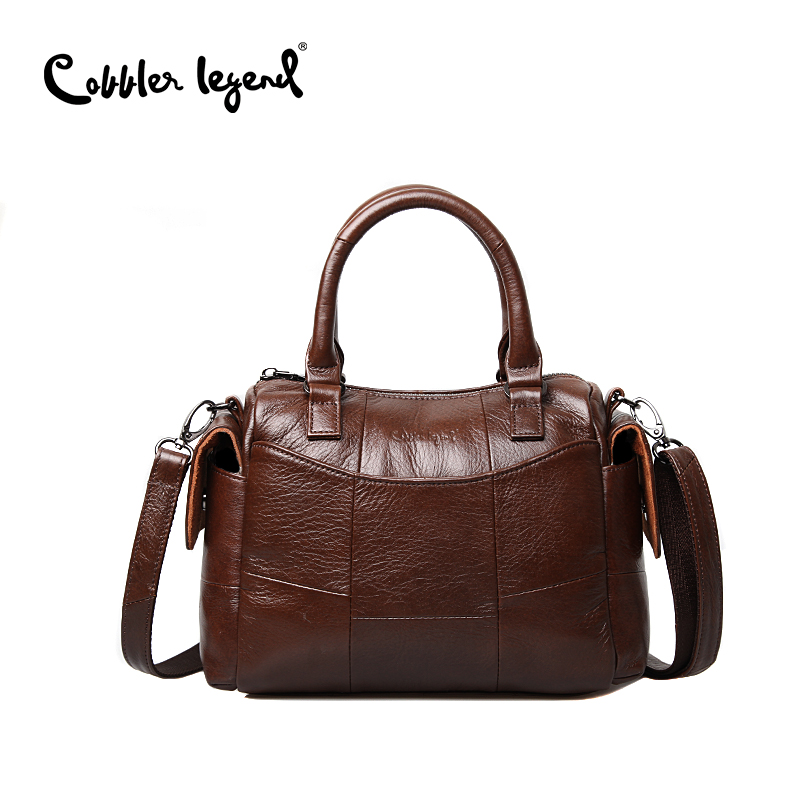 Female Genuine Leather Luxury Handbags 1