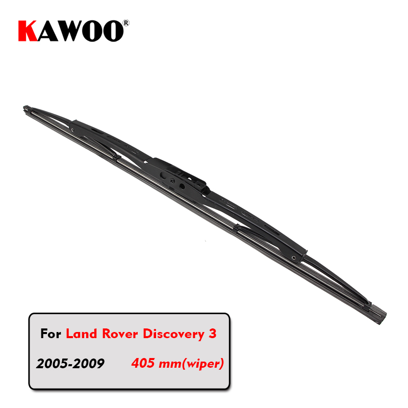 For Land Rover Discovery 3 2005-2009 Rear Wiper Arm with Blade Set Black