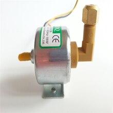 Self-priming magnetic pump smoke machine voltage 110-120V-60 Power 18W