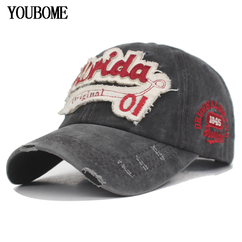 a4c29428044 YOUBOME Baseball Cap Brand Women Snapback Caps Hats For Men Trucker Vintage  Cotton Embroidery Casquette Bone Letter MaLe Dad Cap-in Baseball Caps from  ...