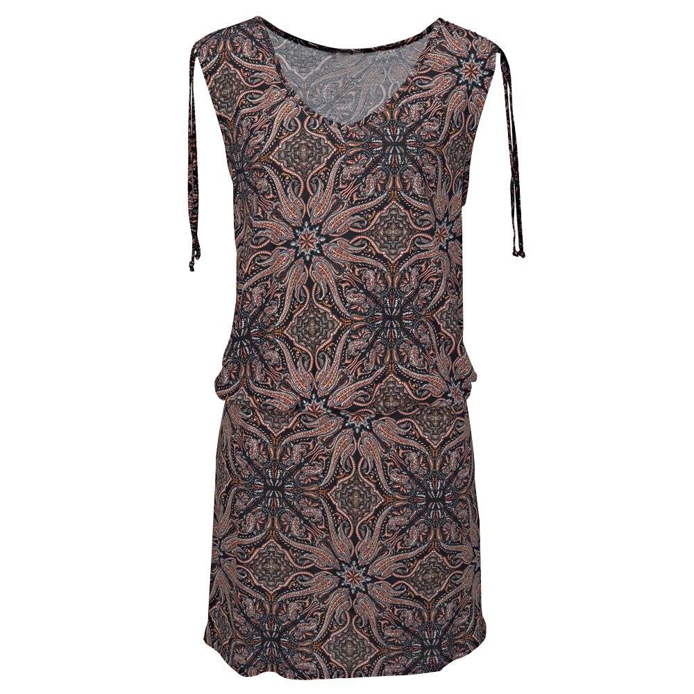 HTB150RXVSzqK1RjSZFHq6z3CpXap MISSOMO women dress summer 2019 Casual Sleeveless Retro Print Beach Mini Dress Beach Dress vestidos de verano