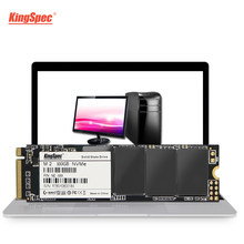 KingSpec PCI-e Signal M.2 SSD 256GB Solid State Disk 22X80 SSD M2 Internal Hard Drive HDD NE-256 for Laptop Tablets Desktops PC(China)