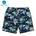 Gailang Marca de Alta Calidad de Los Hombres de Diseño Elástico Cómodo Hombre Bottoms Bañadores de Playa Trajes de baño traje de Baño Para Hombre Impresa