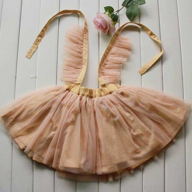 Flower Girl Princess Bow Dress Toddler Baby Wedding Party Tulle Dress 2-7y toddler girls Xmas Dress