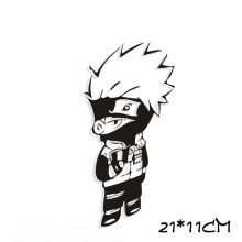 Naruto Kakashi Car Sticker (2 colors)