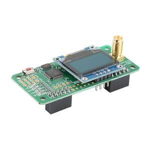 Image 5 - 2019 V1.7 Jumbospot UHF VHF UV MMDVM Hotspot dla P25 DMR YSF DSTAR NXDN Raspberry Pi Zero 3B + OLED + metalowa obudowa + antena